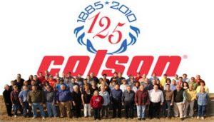 giới thiệu lịch sử bánh xe colson banhxecolson.com