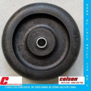 Bánh Xe Chịu Nhiệt độ Cao 230 độ Colson Banhxecolson.com