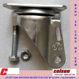 Chi Tiết Càng Bánh Xe Xoay Sp2 Caster Colson Banhxecolson.com