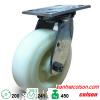 bánh xe đẩy nhựa càng inox 304 xoay 200x51mm 4-8499-824 banhxecolson.com
