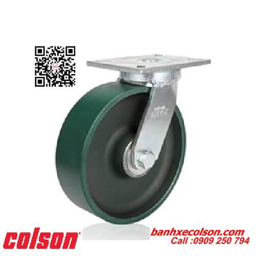 Bánh xe đẩy siêu tải trọng thép rèn di động banhxecolson.com