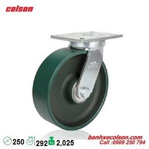 bánh xe đẩy 25cm tải trọng nặng 2,025kg càng xoay 7-10679-279 banhxecolson.com