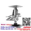 Khóa sàn cho xe đẩy Colson Floor Lock Caster chiều cao 159mm 6002x5 banhxecolson.com