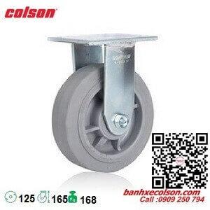 bánh xe cao su 125 càng cố định chịu lực Colson Mỹ 4-5108-459-banhxecolson.com