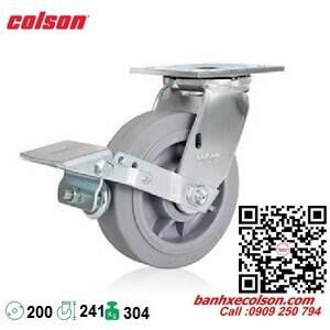 bánh xe cao su có khóa kích thước bánh xe 200 4-8199-459BRK1